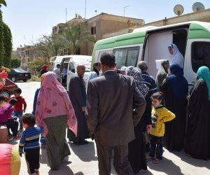 """تقديم العلاج بالمجان لـ611 مريضا من ذوي القدرات الخاصة في """"15 مايو"""""""