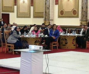 هالة السعيد: وزارة التخطيط نظمت برامج تدريبية لتنفيذ خطة الإصلاح الاداري كاملة