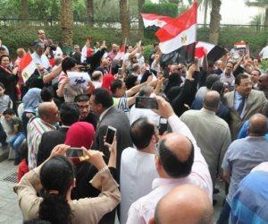 تركيا تتساوى مع اسرائيل.. نكشف أعداد المصريين المصوتين في الدوحة وتل أبيب واسطنبول