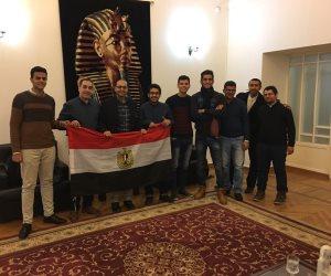 مصر تنتخب الرئيس.. المصريون بروسيا يصوتون لليوم الثالث بالانتخابات (صور)