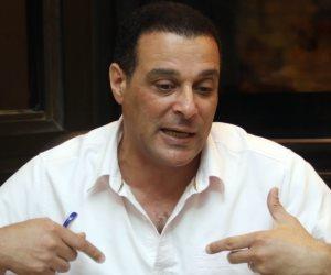 """عصام عبد الفتاح: """"عيب يبقى حكامنا في كأس العالم ونجيب حكام أجانب"""""""