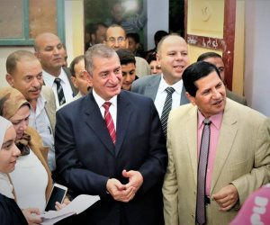 فتح باب التقدم للمرحلة الثانية لمحو الأمية بكفر الشيخ