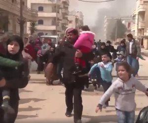 التلفزيون الإيراني: يجب تسلم سوريا إلى شعبها