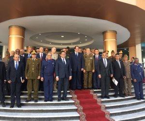مصر تلم الشمل.. العسكريون الليبيون بالقاهرة يتفقون على المضي قدما لتوحيد الجيش
