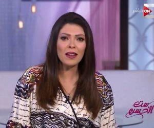 شريهان أبو الحسن: الرئيس السيسى يعتبر الأم خط الدفاع الأول عن مصر