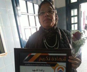 أمهات الشهداء لـ«صوت الأمة»: كل سنه وأنت في الجنة بدعيلك