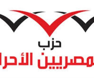«المصريين الأحرار» يحتفل بفوز الرئيس السيسي بالمقر الرئيسي للحزب