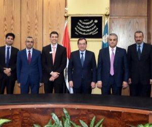 وزير البترول: إعداد أول استراتيجية لتطوير قطاع التعدين