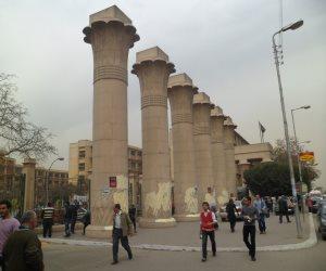 علامات إرشادية للطلاب وذويهم.. استعدادات معامل التنسيق في جامعة عين شمس