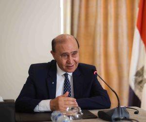 مهاب مميش: الانتهاء من مفاوضات موانئ دبي قريبًا