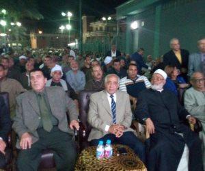 """""""مستقبل وطن بالقليوبية"""" تشارك فى مؤتمر حاشد لتأييد الرئيس    (  صور  )"""