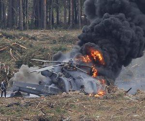 سقوط طائرة أثيوبية ومصرع 15 عسكريا و3 مدنيين