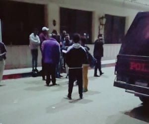 قتال داخل نادي صيد المحلة بسبب معاكسة فتاة عقب مباراة مصر والبرتغال (صور)