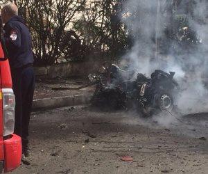 عاجل.. أنباء عن محاولة استهداف مدير أمن الإسكندرية بسيارة مفخخة (صور)