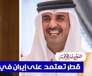 قطر تعتمد على إيران في غذاء شعبها (فيديوجراف)
