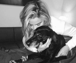"""كلوى كارداشيان على """"الانستجرام"""": اشتقت لكلبتي  (صور)"""