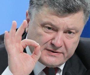 رئيس أوكرانيا يهنئ السيسي: لبلادك لها إنجازات مهمة في تحقيق السلام