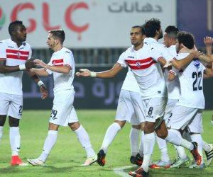 18 لاعبا فى قائمة الزمالك لمواجهة الأسيوطى.. واستبعاد باسم مرسى وأحمد رفعت