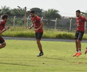 الأهلي يطمئن على «معلول و عاشور» وغياب «سعد سمير وإكرامي» عن مباراة طنطا