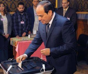 رؤساء البرلمانات العربية يهنئون الرئيس السيسي في برقية جماعية
