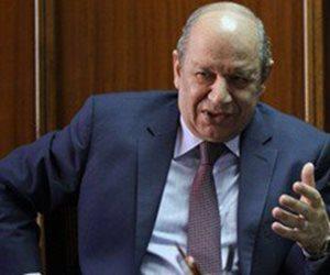رئيس مجلس الدولة يدلي بصوته في انتخابات الرئاسة بالقليوبية