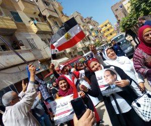 «جمال الجمالية».. عرض راقص بشارع المعز لتشجيع المواطنين على المشاركة في الانتخابات