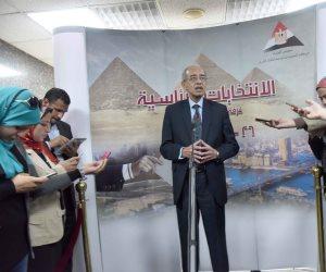 شريف إسماعيل يهنئ الرئيس السيسي بفوزه في الانتخابات الرئاسية