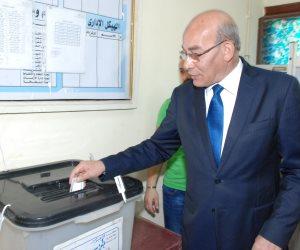 وزير الزراعة: شعب مصر بلا كتالوج وقادر على مكافحة الإرهاب (صور)