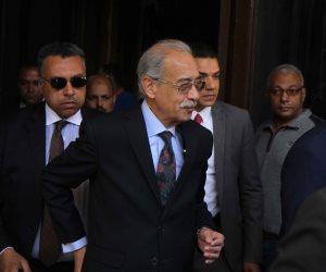 شريف إسماعيل: الحكومة تولى اهتماما برفع كفاءة موانئ الجمهورية