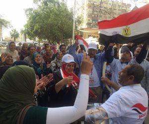 مرصد ائتلاف دعم مصر: ارتفاع نسبة الإقبال في لجان عين شمس