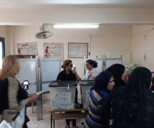 الانتخابات الرئاسية في 6 ساعات.. إقبال كثيف على اللجان بمصر الجديدة (فيديو وصور)