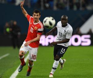 فرنسا ترد اعتبارها وتسحق روسيا بثلاثية استعدادا للمونديال (فيديو)