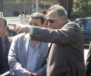 """محافظة الجيزة لـ""""رئيس حي بولاق"""": عجبك شكل الشوارع !"""