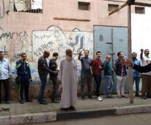 حضور كثيف للمشاركين بانتخابات الرئاسة في لجان بولاق أبوالعلا