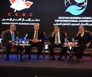 وزير الصحة في ندوة مجلس الأعمال المصرى الكندى: الرئيس يفتتح 30 مستشفى بـ 9 محافظات خلال أسابيع