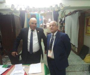 سفير الأردن بالقاهرة متفقدا اللجان الانتخابية في الزمالك: نتمنى الخير لمصر