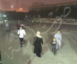ناخبة للمقاطعين الانتخابات الرئاسية: «لا تستحقون العيش في مصر» (صور وفيديو )