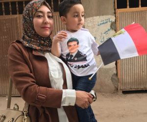 توافد الناخبين على لجان قصر النيل بوسط القاهرة.. ووفد أفريقي يتابع