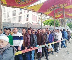 فتح اللجان الانتخابية لليوم الثالث لانتخابات الرئاسة بقرى ومدن البحيرة