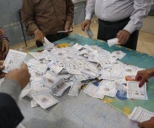 نتائج أولية لانتخابات الرئاسة 2018.. 6074 لجنة: السيسي 9.6 مليون وموسى 300 ألف