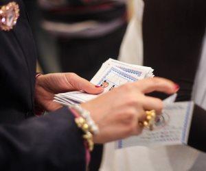 نتائج أولية لانتخابات الرئاسة 2018.. 139567 صوتاً للسيسى مقابل 3541 لموسى بلجان بنها