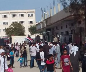 على أنغام «تسلم الأيادي».. سيناء تحتفل بآخر أيام العرس الوطني