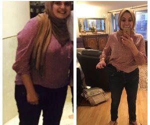 جمالك بطعم الرشاقة.. قصة سيدة فقدت 30 كيلو من وزنها بعد الزواج والحمل