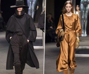 """ملابس"""" زورو"""" القبعة والسراويل الفضفاضة في المجموعة الجديدة لأزياء الإيطالية """"ألبيرتا فيريتى"""""""