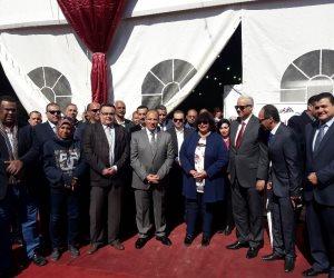 محافظ الإسكندرية: 150 ناشرا فى معرض الكتاب بالمحافظة   (صور)