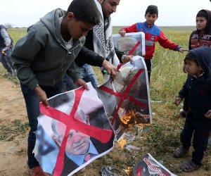 يوم الأرض.. قوات الاحتلال تقتل 3 فلسطينين في الضفة