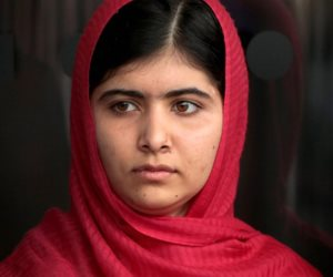 ملالا فتاة نوبل للسلام تغادر باكستان بعد زيارة قصيرة