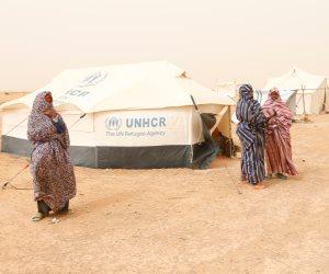 مهجرو تاورغاء العالقون فى صحراء ليبيا..حلم العودة إلى الديار (صور)