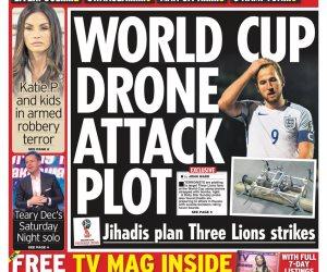 الصحف الإنجليزية: تنظيم داعش يخطط لإرتكاب أعمال إرهابية بروسيا في كأس العالم