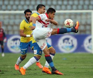 22 لاعبًا فى قائمة الزمالك استعدادًا لمواجهة الإسماعيلى فى كأس مصر